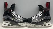 BAUER VAPOR 1X PRO STOCK ICE HOCKEY SKATES 9.5 D USED NHL