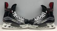 BAUER VAPOR 1X PRO STOCK ICE HOCKEY SKATES 9.5 D USED NHL