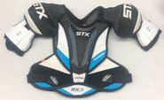 STX Surgeon RX3 Pro Shoulder Pads Sr Large NEW