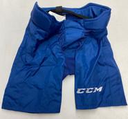 CCM PP90 Custom Pro Stock Hockey Pant Shell Cover Royal Blue X Large New NHL