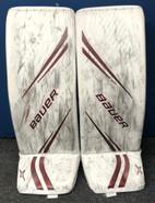 Bauer 2X Pro Goalie Leg Pads LARGE Pro Stock