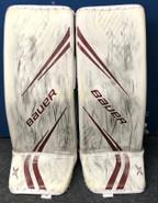 Bauer 2X Pro Goalie Leg Pads LARGE Pro Stock 2