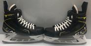 CCM AS3 Custom Pro Stock Ice Hockey Skates 10 D NHL Bruins New 2