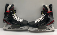 BAUER VAPOR 2X CUSTOM PRO STOCK ICE HOCKEY SKATES 8 D KREJCI NHL