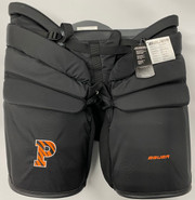 Bauer Vapor Custom Pro Hockey Goalie Pants XL NEW Pro Stock NCAA
