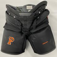 Bauer Vapor Custom Pro Hockey Goalie Pants Large NEW Pro Stock NCAA