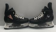 TRUE Custom Pro Stock Ice Hockey Skates 10.5 E CARLO Bruins NHL Used