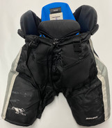 Bauer Nexus Custom Pro Hockey Pants Medium NCAA Used PC (3)