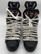 Easton EQ5 Pro Stock Ice Hockey Skates 9 D LaRose Hurricanes NHL BOOT ONLY