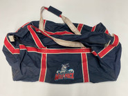 Custom Pro Stock Hockey Bag Hartford Wolfpack Used