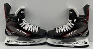 CCM Jetspeed FT1 Pro Stock Hockey Skates 8 D NHL BRUINS KREJCI (2)