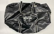 CCM Pro Stock Hockey Bag BLACK Used