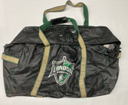 London Knights Pro Stock Hockey Bag Used