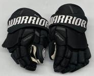 "Warrior Covert Pro Stock Custom Hockey Gloves 15"" Kuraly Bruins NHL Used (2)"
