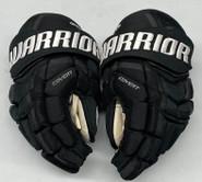 """Warrior Covert Pro Stock Custom Hockey Gloves 15"""" Backes Bruins NHL Used (2)"""