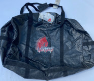 Warriors Pro Stock Hockey Bag Used