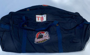 Norfolk Admirals Pro Stock Hockey Bag Used TB