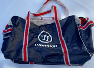 Warrior Pro Stock Hockey Bag Used