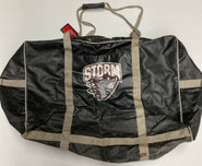 Guelph Storm Pro Stock Hockey Bag Used