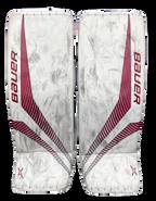 Bauer Vapor 2X Pro Goalie Leg Pads MEDIUM Pro Stock NCAA Used 1
