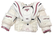 VAUGHN VENTUS LT90 PRO STOCK GOALIE CHEST PROTECTOR X-LARGE USED