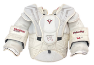 VAUGHN V6 2200 PRO STOCK GOALIE CHEST PROTECTOR X-LARGE USED