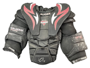 VAUGHN EPIC 8800 PRO STOCK GOALIE CHEST PROTECTOR X-LARGE USED