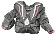 VAUGHN V6 PRO STOCK GOALIE CHEST PROTECTOR LARGE USED