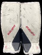 Bauer 2X Pro Goalie Leg Pads LARGE Pro Stock HUSKA Used