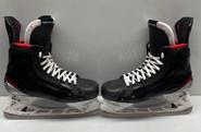 BAUER 2X PRO STOCK ICE HOCKEY SKATES 8 3/4 EEE NHL USED