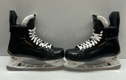 BAUER 2S PRO STOCK ICE HOCKEY SKATES 10 1/4 D USED