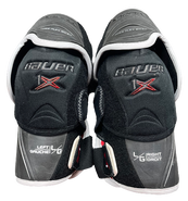 Bauer 1X Lite Pro Sr Elbow Pads Large Pro Stock Used 2