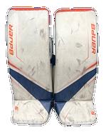 Bauer Supreme 2S Pro Stock Return Goalie Leg Pads MEDIUM AHL