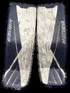 Bauer UltraSonic Pro Goalie Leg Pads LARGE Pro Stock APPLEBY