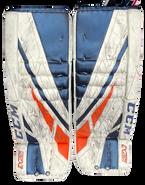 CCM Extreme Flex 4 Goalie Pro Stock Used 34+2 GIBSON (2)