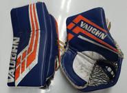 Vaughn Velocity VE8 XP Pro Carbon Glove, Vaughn VE8 Pro Carbon Blocker J. Smith Pro Stock
