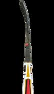 STX Stallion HPR2 RH Pro Stock Hockey Stick 90 Flex Grip Mid Clifton Bruins NHL