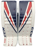 "CCM Extreme Flex 4 Goalie Pads 35+1""Custom Pro Stock Bobrovsky NHL New"
