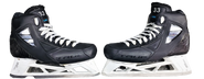 TRUE 2 Piece Custom Pro Stock Goalie Skates sz 9.5 Used
