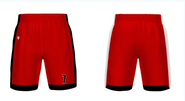 Somers Soccer Game Shorts