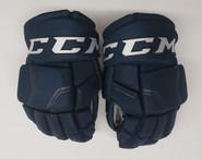"CCM HGQL Pro Stock Custom Hockey Gloves 14"" Panthers NHL"