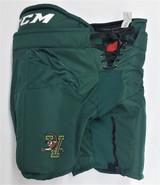CCM HP32 Custom Pro Hockey Pants Large UVM Catamounts New 2