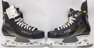 CCM SUPER TACK Custom Pro Stock Ice Hockey Skates 8 1/4 D Boston Bruins BERGERON