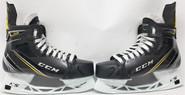 CCM AS1 Custom Pro Stock Ice Hockey Skates 9 1/2 D USED 2