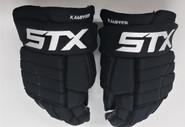"STX Stallion HPR2 Pro Stock Custom Hockey Gloves 14"" Bruins Kampfer 2"