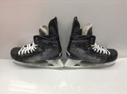 BAUER NEXUS 7000 CUSTOM PRO STOCK ICE HOCKEY SKATES 10.5 D USED NHL