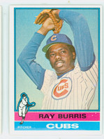 1976 Topps Baseball 51 Ray Burris Chicago Cubs Near-Mint