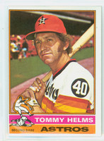 1976 Topps Baseball 583 Tommy Helms Houston Astros Excellent