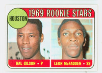 1969 Topps Baseball 156 Astros Rookies Excellent to Mint