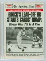 1969 Topps Baseball 165 World Series GM 4 St. Louis Cardinals Excellent to Mint
